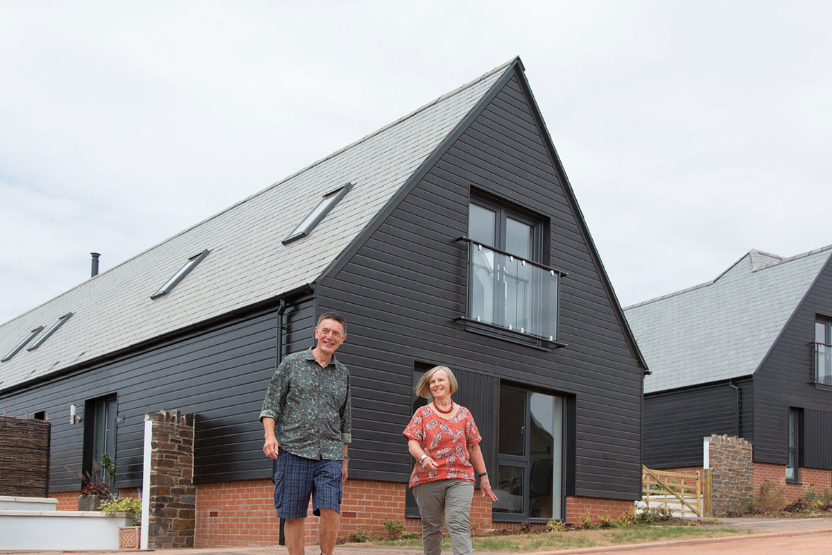 Baker Estates bucks the trend with its plans to build hundreds of bungalows