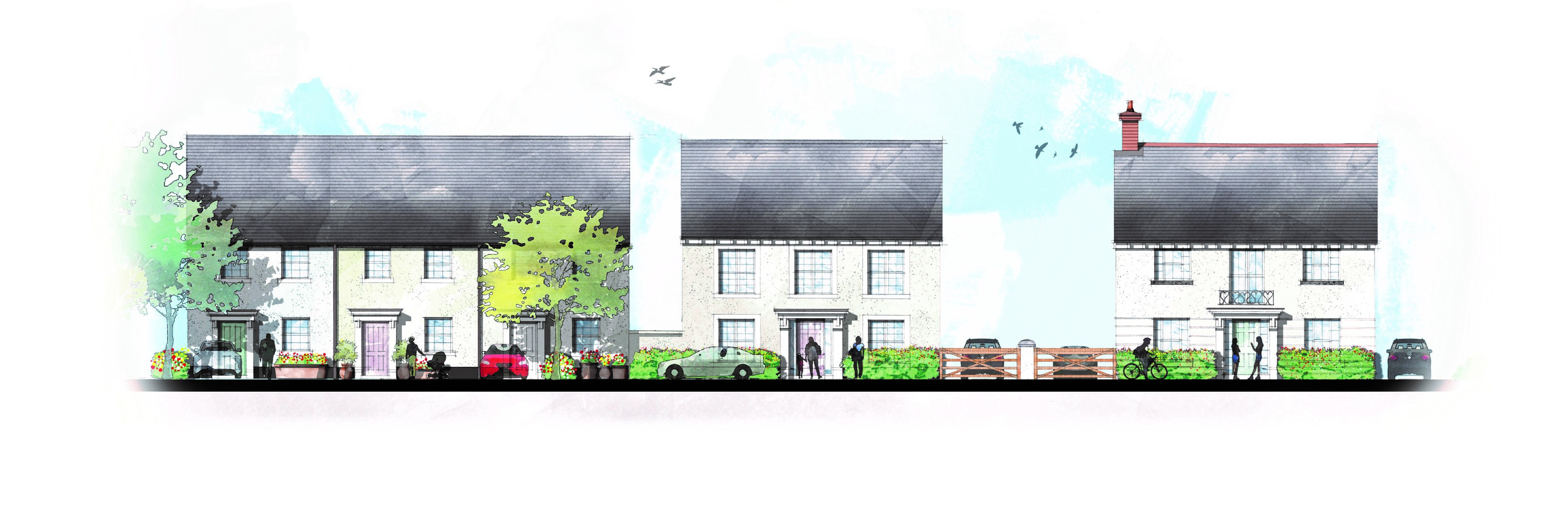 Baker Estates secures planning consent for new housing development in Appledore