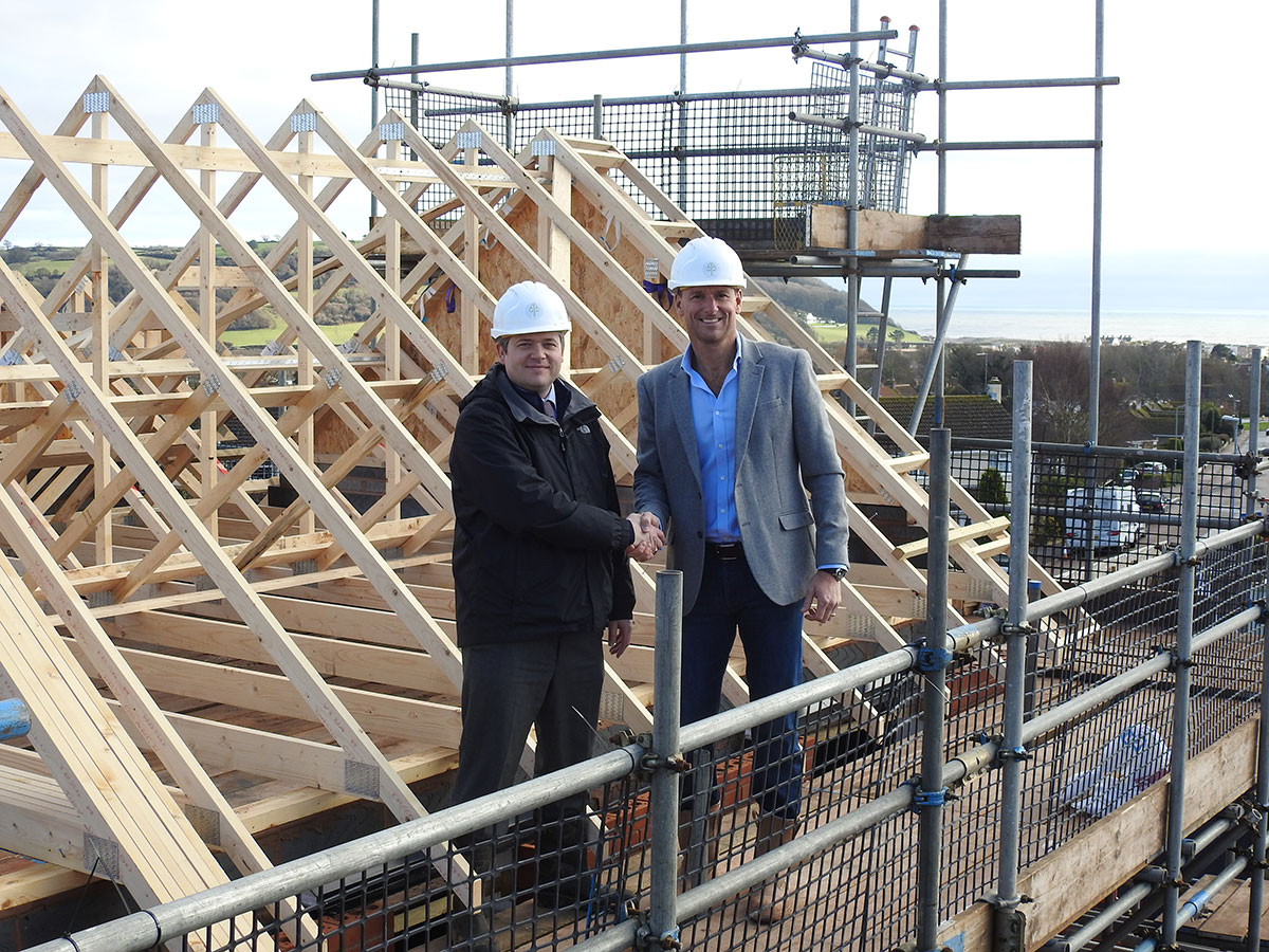 AFFORDABLE HOMES BOOST FROM BAKER ESTATES IN SEATON