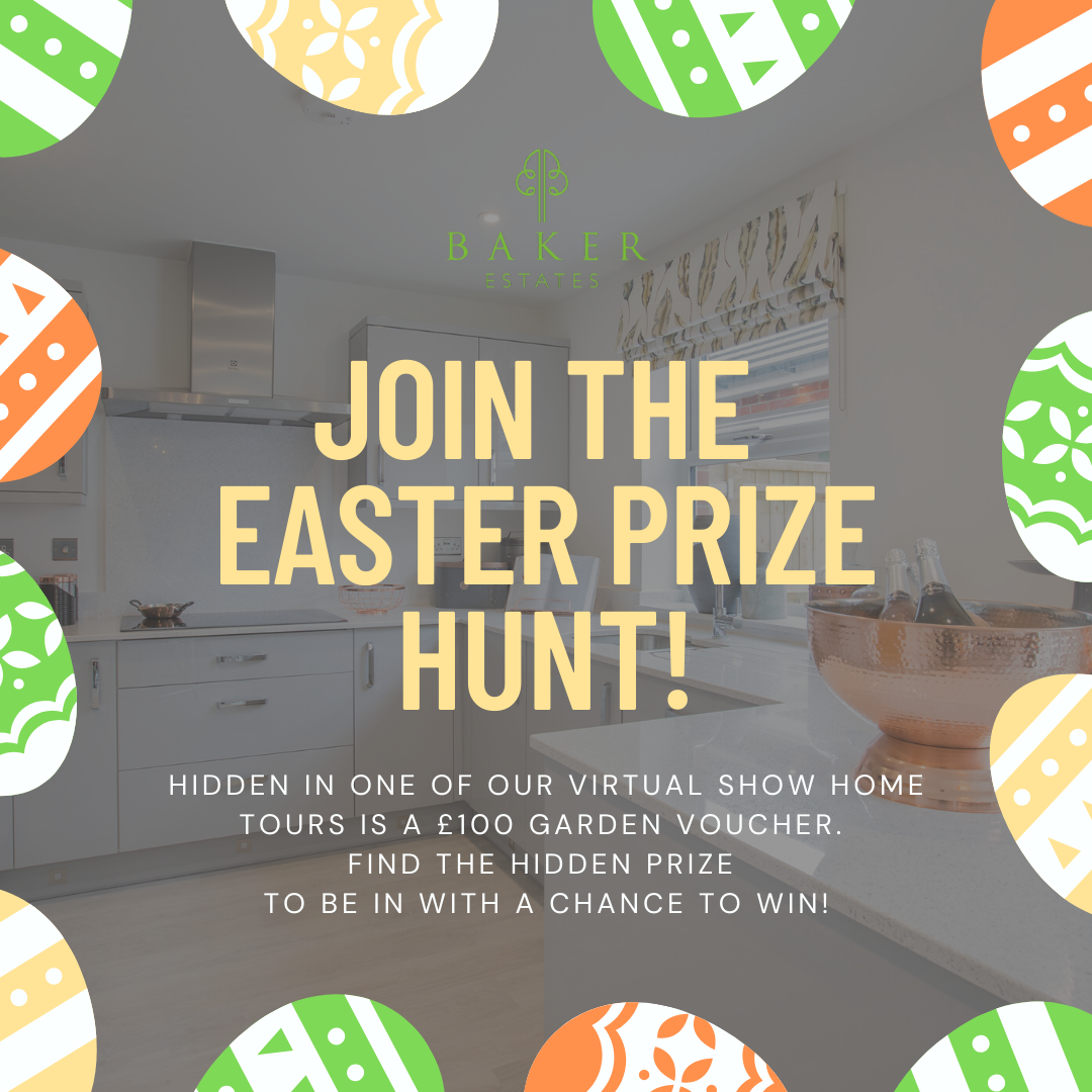 Join the BE Easter Prize Hunt!