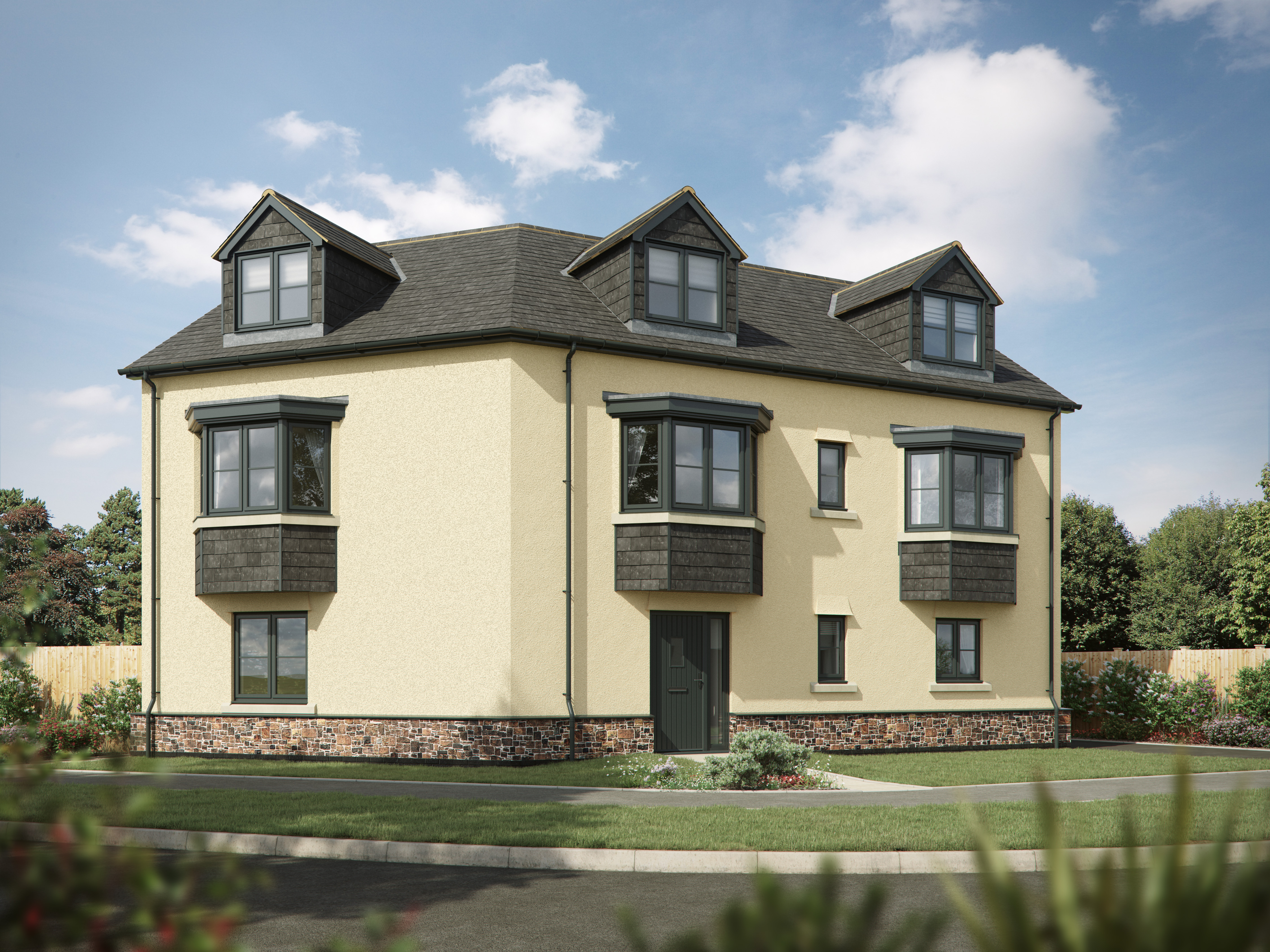 Baker Estates to launch show homes at Little Cotton Farm on the 10th July