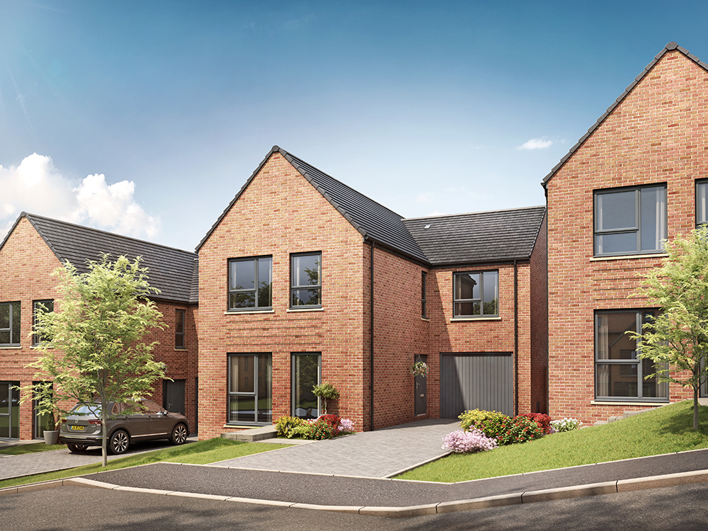 Baker Estates opens the doors to its latest development at Trayne Farm, Barnstaple