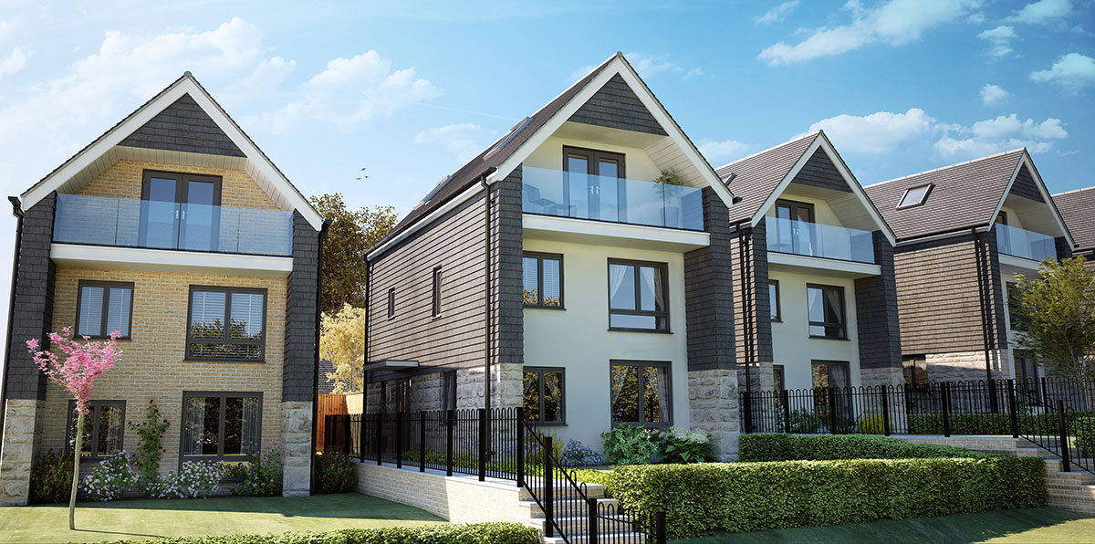 Baker Estates launches show homes at its stunning development in Callington