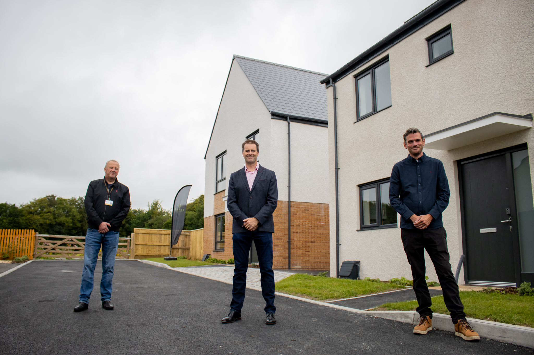 Affordable homes boost for locals in Callington