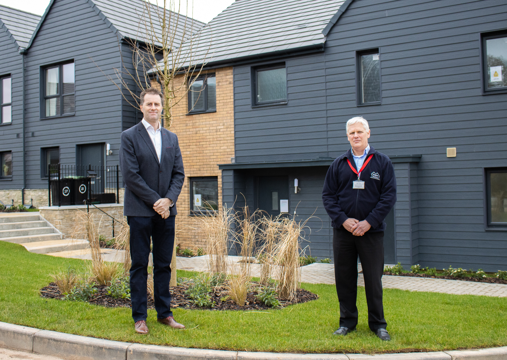 Affordable homes boost for Bridport as Baker Estates teams up with Magna Housing
