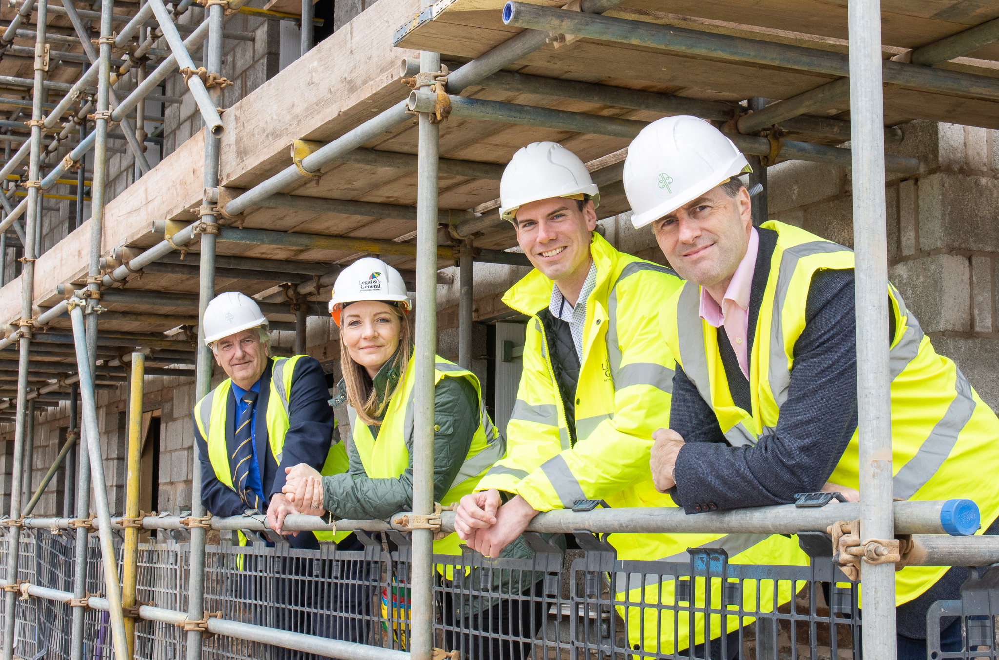 Baker Estates' £10 million affordable homes boost for local people in Dartmouth