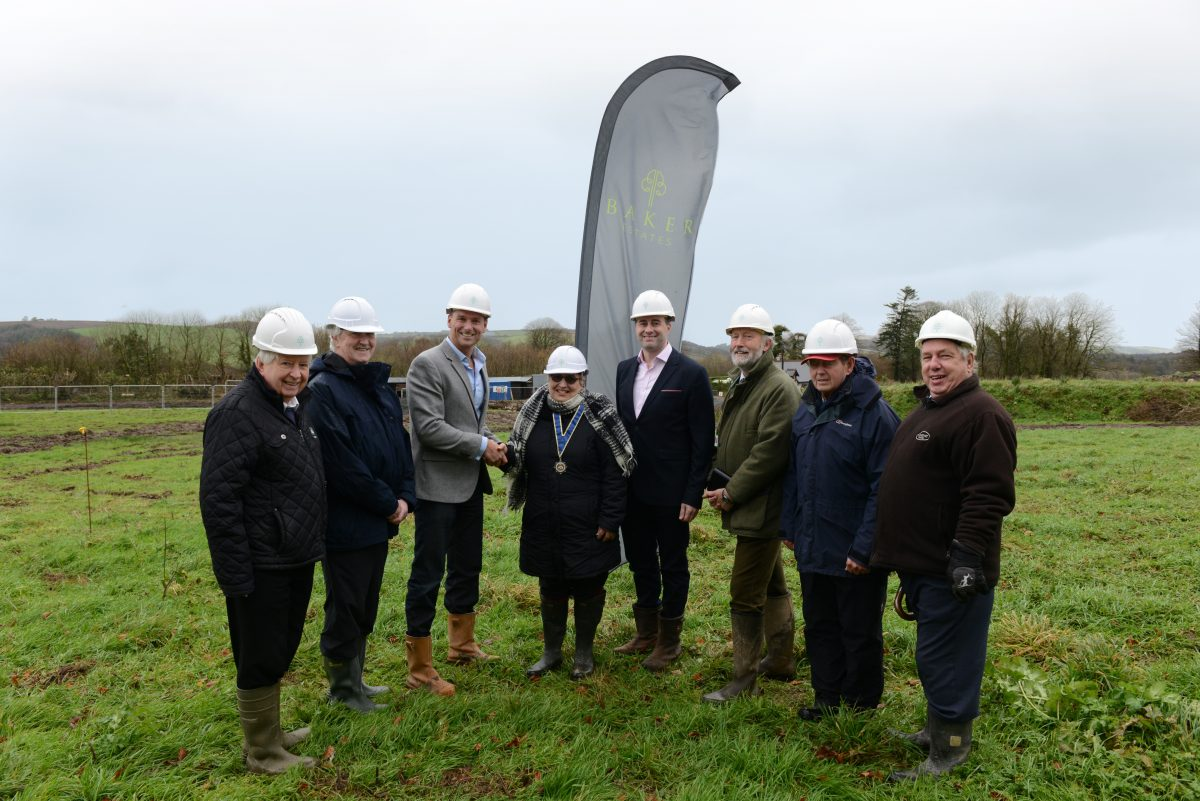 New South Molton Homes Will Deliver Major Economic Benefits To Town