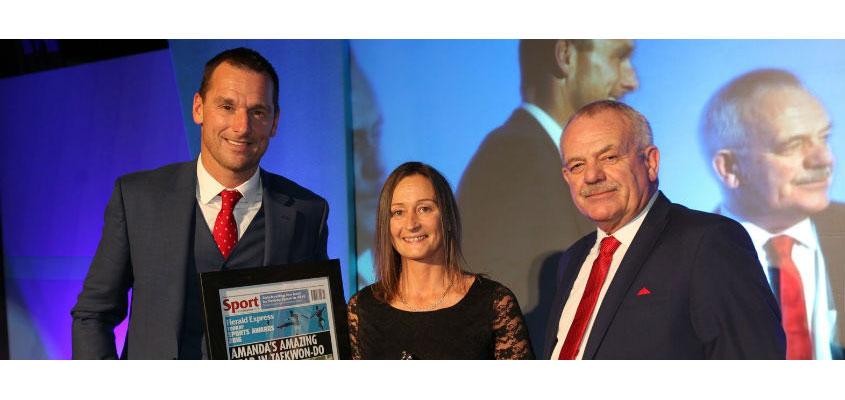 Baker Estates Sponsor Torbay Sports Awards 2017