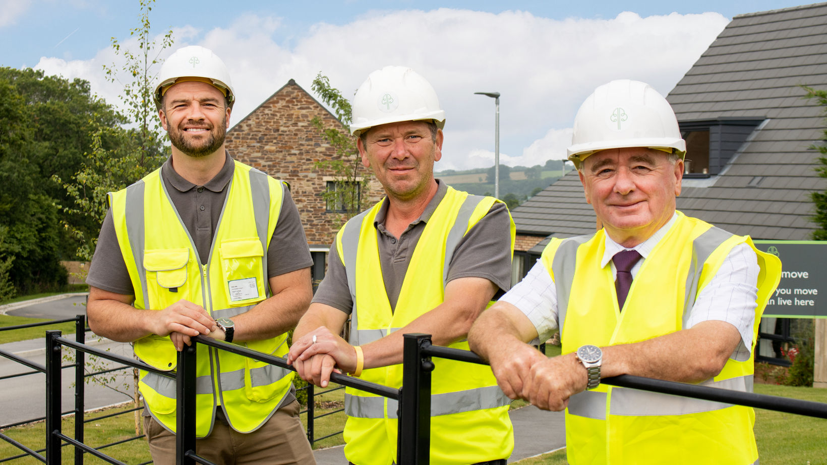 Baker Estates scores another hat-trick of Pride in the Job Quality awards
