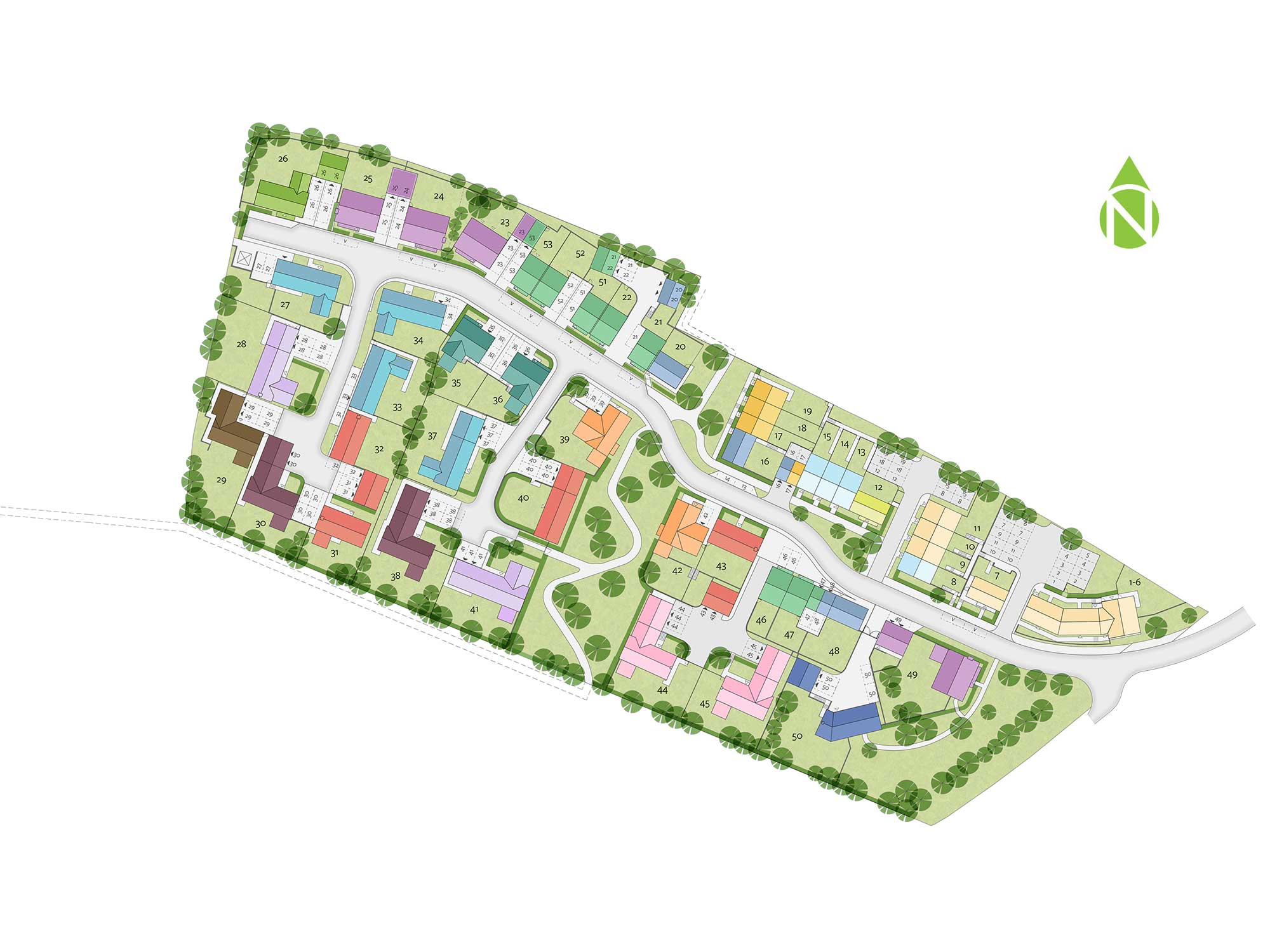Development siteplan
